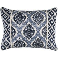 Rizzy Home Gemma King Pillow Sham in Navy