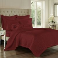J. Queen New York® Satinique Coverlet