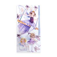 Glenna Jean Purple Fairy Wall Decals