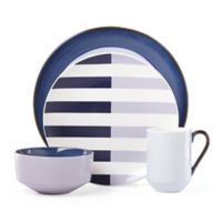 kate spade new york Nolita Blue 4-Piece Place Setting