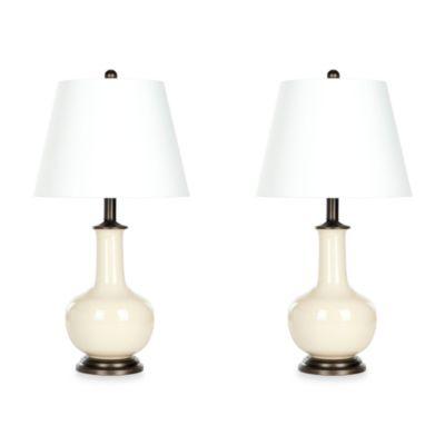 Safavieh Danielle Ceramic Table Lamps (Set Of 2)