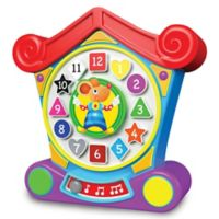 The Learning Journey Hickory Dickory Clock