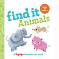 Penguin Random House Find It Animals