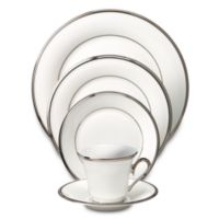 Lenox® Solitaire® White 5-Piece Place Setting
