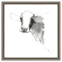 Amanti Art® Avery Tillmon Animals 16-Inch Square Framed Canvas in Grey