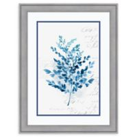 Amanti Art® Isabelle Z Flowers 22.38-Inch x 29.38-Inch Acrylic Framed Print in Grey