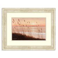 Amanti Art® Beaches 28.25-Inch x 22.25-Inch Acrylic Framed Print