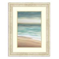 Amanti Art® Tandi Venter Coastal 24.25-Inch x 31.25-Inch Acrylic Framed Print in White