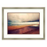 Amanti Art® Dirk Wuestenhagen Landscapes Beaches 30-Inch x 22.62-Inch Acrylic Framed Print in Si