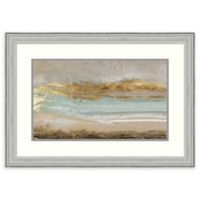 Amanti Art® Wendy Kroeker Abstract 31-Inch x 22-Inch Acrylic Framed Print in Silver