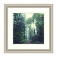 Amanti Art® Dirk Wuestenhagen Landscapes 25.75-Inch Square Acrylic Framed Print in Silver