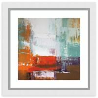Amanti Art® Martin Shire Abstract 28-Inch Square Acrylic Framed Print in White