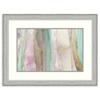 Amanti Art® Tom Reeves Abstract 29-Inch x 22-Inch Acrylic Framed Print in Silver