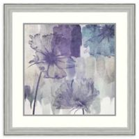 Amanti Art® Irena Orlov Flowers 29-Inch Square Acrylic Framed Print in Silver