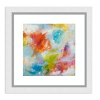 Amanti Art® Hilma Koelman Abstract 26-Inch Square Acrylic Framed Print in White