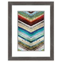 Amanti Art® Ruth Palmer Abstract Acrylic Framed Print in Grey