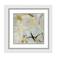 Amanti Art® Tom Reeves Abstract 25-Inch Square Acrylic Framed Print in White
