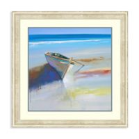 Amanti Art® Low Tide II 36.25-Inch Square Acrylic Framed Print
