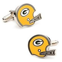 NFL Retro Packers Cufflinks