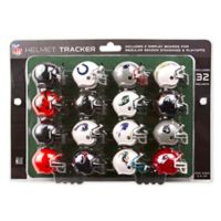 NFL 32-Team Helmet Standings Tracker