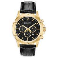 Bulova Men's 42mm 97B179 Chronograph Watch