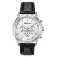 Bulova Men's 42mm 96B297 Chronograph Watch