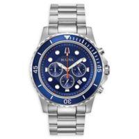 Bulova Men's 42mm 98B325 Chronograph Watch