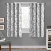 Branches Grommet Top Window Curtain Panel Pair