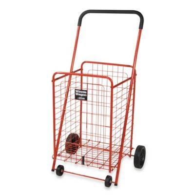 drive medical winnie wagon cart in red