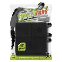 Slipstick® GorillaPads™ 2-Inch Square Furniture Gripper Pads (8 Pack)