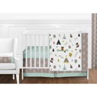 Sweet Jojo Designs Outdoor Adventure 11-Piece Crib Bedding Set