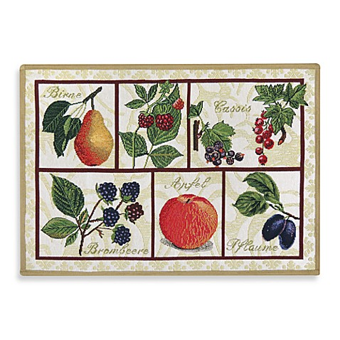 Park B. Smith® Cassis Multicolored 1-Foot 7-Inches x 2-Foot 3-Inches Tapestry Rug