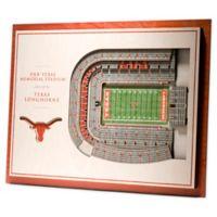 University of Texas at Austin 5-Layer StadiumViews 3D Wall Art