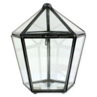 AREOHome Pierre 7-Inch Faceted Trinket Box