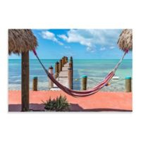 Tropical Breeze 36-Inch x 27-Inch Canvas Wall Art