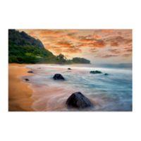 Christopher Knight Collection® Hawaiian Beach 27-Inch x 36-Inch Canvas Wall Art