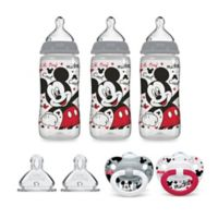 NUK® 7-Piece Newborn Mickey Mouse Bottle & Pacifier Set