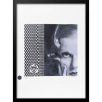 "Fairchild Paris ""Harlow"" 16-Inch x 12-Inch Framed Wall Art"