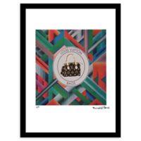 Fairchild Paris Geo Louis Vuitton Ad 16-Inch x 20-Inch Print Wall Art