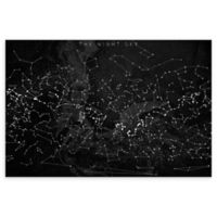 PTM Images Stars Constellation 32-Inch x 48-Inch Canvas Wall Art