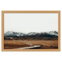 PTM Images Mountain Scenes 51.5-Inch x 35.5-Inch Framed Wall Art