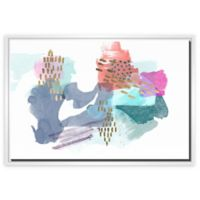 PTM Images Coral 21.75-Inch x 31.75-Inch Framed Wall Art