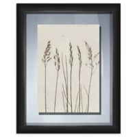 Bee and Willow™ Home Floral & Botanical Pattern 19-Inch x 23-Inch Print Wall Art in Black