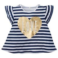"Gerber® Size 3-6M ""Love"" Short Sleeve Top"
