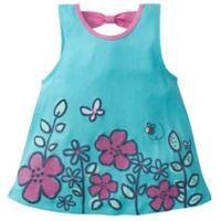 Gerber® Size 6-9M Blue Bird Flower Tunic in Blue