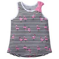 Gerber® Size 12M Flamingo Sleeveless Top