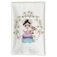 Love You a Latte Shop Frida Kahlo Kitchen Towel