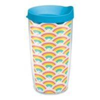 Tervis® Rainbow Pattern 16 oz. Wrap Tumbler with Lid