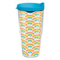Tervis® Rainbow Pattern 24 oz. Wrap Tumbler with Lid