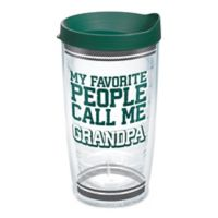 Tervis® Favorite People Call Me Grandpa 16 oz. Wrap Tumbler with Lid